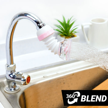 Vòi sen rửa bát có lọc nước xoay 360 độ KX5 - Siêu bền