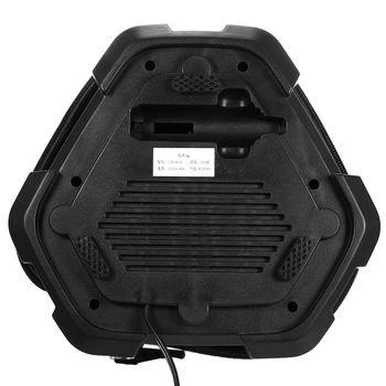 Máy bơm lốp ô tô xe hơi điện tử Carzkool 3603 có full đồ nghề sửa chữa
