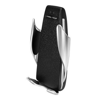 Kẹp điện thoại kiêm sạc nhanh không dây 10W xe ô tô ST5