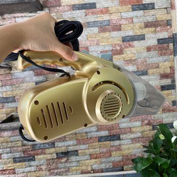 Máy hút bụi xe hơi 4 IN 1 T9 - Kiêm đèn pin bơm lốp và đo áp suất
