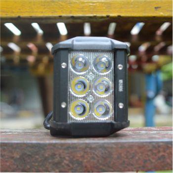 Đèn trợ sáng C6 6 bóng Led 30W