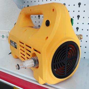 Máy xịt rửa xe áp lực cao BOSS 2500W - Tặng kèm bình tạo bọt tuyết