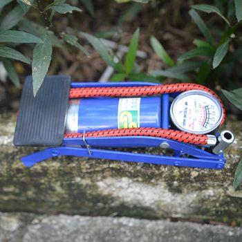 Dụng Cụ Bơm Hơi Đạp Chân Foot Pump (Nhỏ)