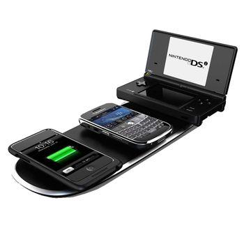 Sạc không dây giá rẻ cho 3 điện thoại