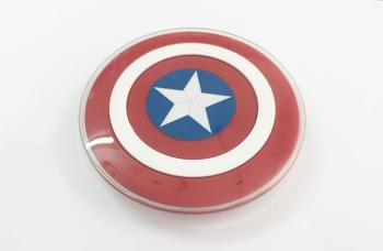 Sạc không dây giá rẻ Captain American