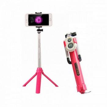 Gậy chụp hình kiêm giá đỡ 3 chân có remote BB262