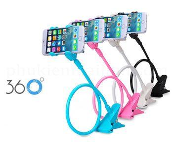 Giá đỡ kẹp điện thoại đa năng đuôi khỉ HK532