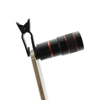 Lens điện thoại giá rẻ 8X - Kẹp trực tiếp M3