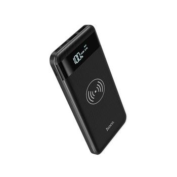 Pin dự phòng 10000 Mah hỗ trợ sạc không dây HOCO J11 [CHÍNH HÃNG]