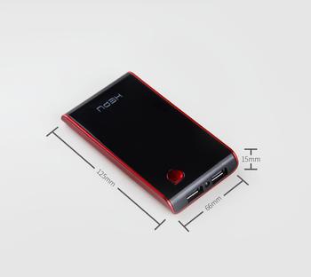 Pin sạc dự phòng HePu MP902 9000MAH CH