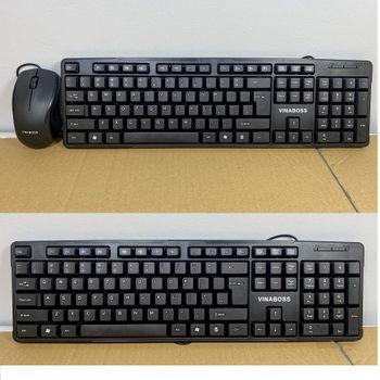 Combo bàn phím chuột 3188