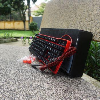 Bàn phím giả cơ chuyên game Motospeed K68