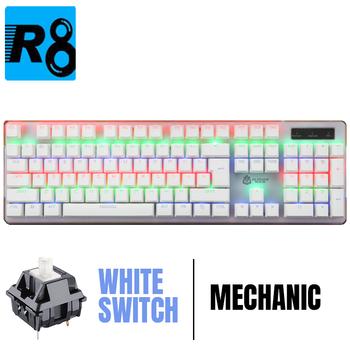 Bàn phím bán giả cơ giá rẻ Mechanical A5