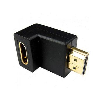 Đầu nối HDMI 90 độ - Giữ nguyên chất lượng hình ảnh và âm thanh