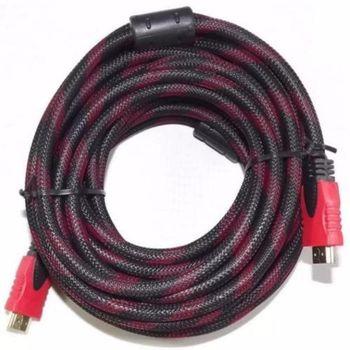 Dây cáp HDMI to HDMI 15 mét dây dù chống đứt Normal