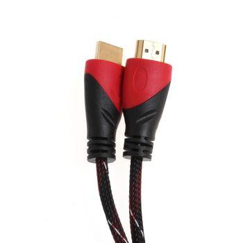 Dây cáp HDMI to HDMI 3 mét dây dù chống đứt Normal