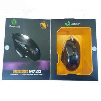 Chuột Bosston M720 chuyên game LED RGB