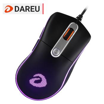 Chuột Gaming DAREU S100 RGB DPI 2000 - Bảo hành 2 năm chính hãng