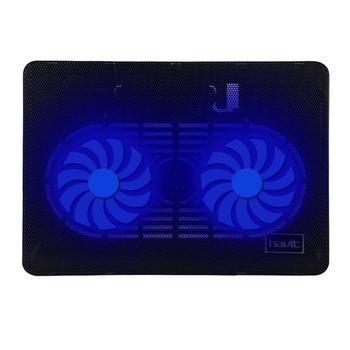Đế tản nhiệt laptopM1- M2 - 2 quạt lớn chất lượng cực mát LM