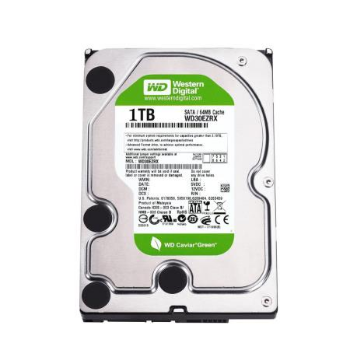 HDD Western 1TB Green