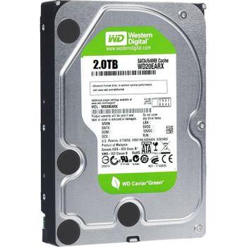 HDD Western 2TB Green