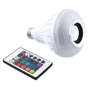 Loa Bluetooth Kiêm Đèn LED đổi màu BĐ1414