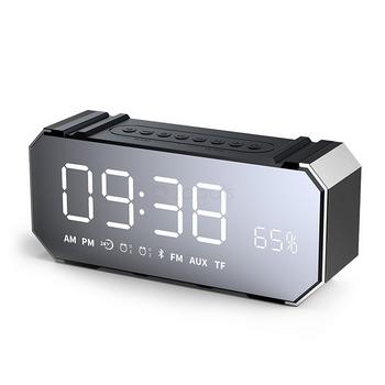 Loa bluetooth kiêm đồng hồ để bàn DG100