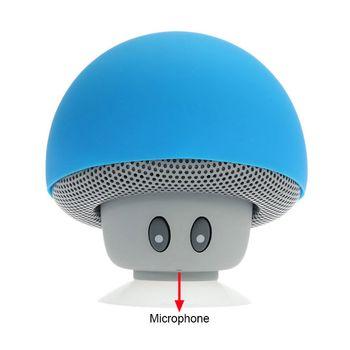 Loa Bluetooth kiêm giá đỡ điện thoại BTS 280 ( Nấm )