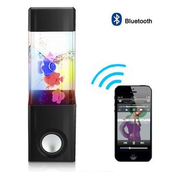 Loa bluetooth nhạc nước có cá 3D BB54