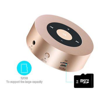 Loa nghe nhạc không dây bluetooth Keling A8 - Có cảm ứng touch