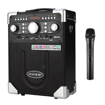 Loa karaoke xách tay di động Daile S8 - Tặng mic không dây