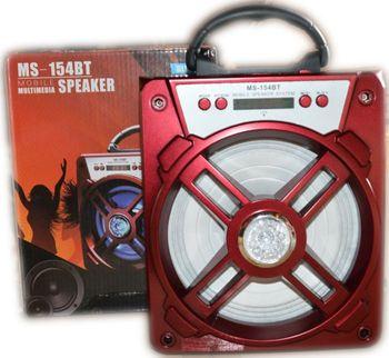 Loa Bluetooth xách tay karaoke 154BT