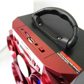 Loa xách tay Bluetooth karaoke 238BT