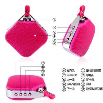 Loa Bluetooth Toleda TLS15