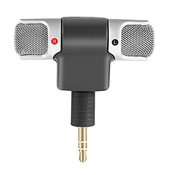 Micro 08V mini cho máy ghi âm, PC và điện thoại