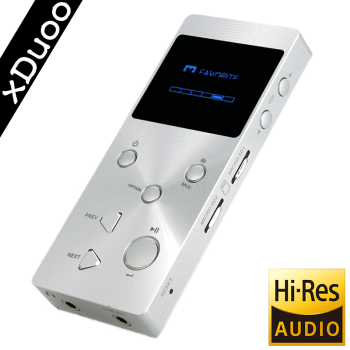Máy nghe nhạc Mp3 Hires DSD XDuoo X3 HiFi
