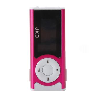 Máy nghe nhạc mp3 inox  có màn hình TX456