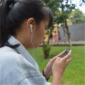Máy nghe nhạc MP3 RUIZU X02 - Hỗ trợ thẻ 128Gb