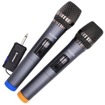 Bộ 2 micro Karaoke không dây ZANSONG V19