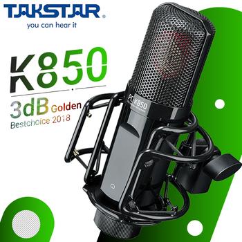 Bộ micro thu âm đỉnh cao Takstar PC K850 - kèm dây XLR
