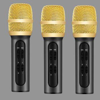 Bộ Micro thu âm giá rẻ C11 Livestream trực tiếp không cần Soundcard