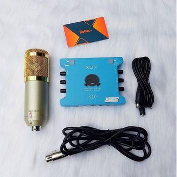Combo XOX K10 BM900 giá kẹp màn lọc