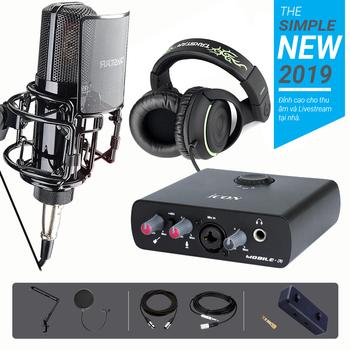 Combo hát live đỉnh cao PC K850 Icon Mobile R HD6000 và chân màn kẹp Full