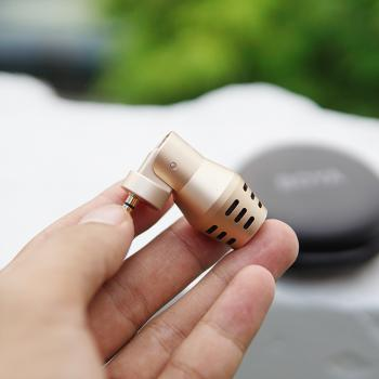 Micro mini thu âm cho điện thoại Boya BY A100