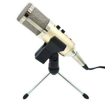 Micro thu âm MK F500TL Livestream không cần Soundcard - Model 2018 Top đề cử bởi Boba.vn