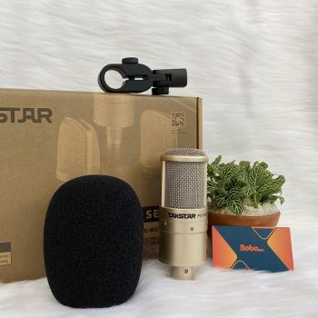 Micro chuyên nghiệp Takstar PC K200 chính hãng