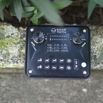 Sound card hát livestream cực hay T8 Pro H2 chính hãng