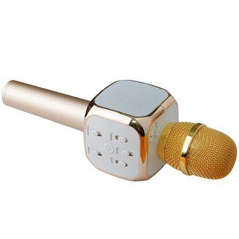 Mic Karaoke Kiêm Loa Bluetooth IRO K8