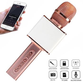 Mic Karaoke Kiêm Loa Bluetooth Magic YS10
