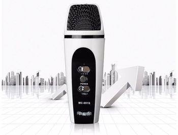 Mic Karaoke Kiêm Loa Bluetooth MC-091S